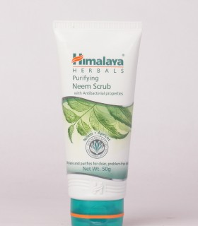 Himalaya Purifying Neem Scrub 50gm
