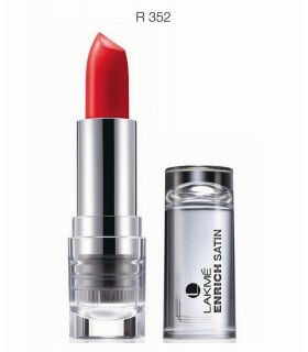 LAKME Enrich Satin Lipstick Shade R352