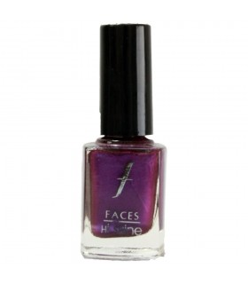 FACES Hi Shine Nail Enamel Fuchsia Purple 42