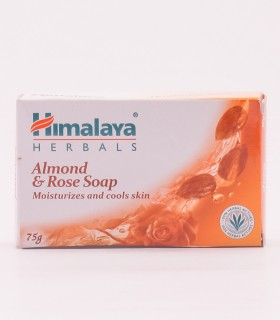 Himalaya Almond & Rose Soap