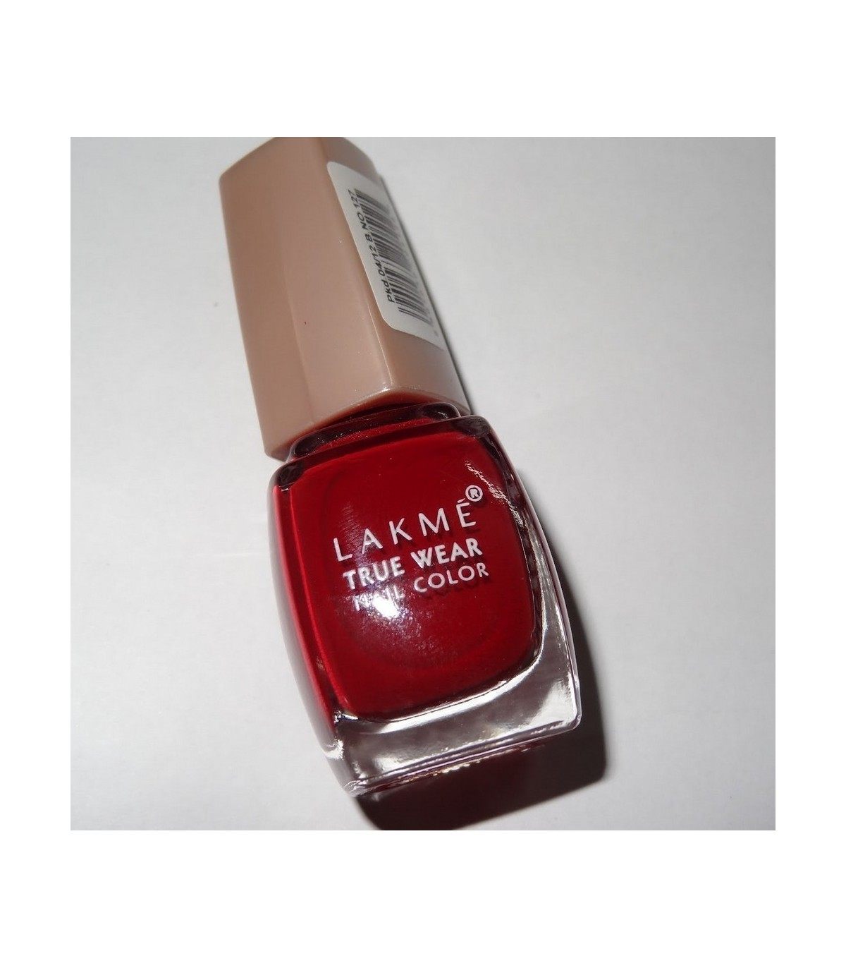 LAKME True Wear Nail Color Shade 415