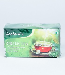 Leeford Green Tea 25pc