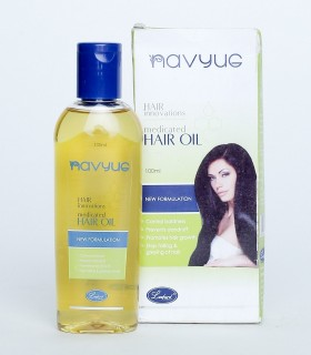 Navyug Medicated Hair Oil (100ml)