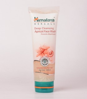 Himalaya Deep Cleansing Apricot Face Wash 100ml