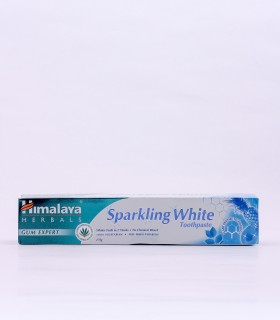 Himalaya Sprarkling White Tooth Paste 175 gm