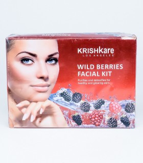 Krishkare Wildberries Facial Kit