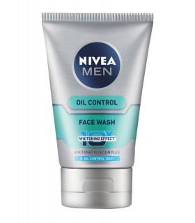 NIVEA Men Oil Control All-in-1 Face Wash 50gm