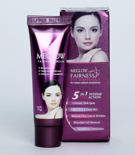 Meglow Fairness Cream Women 15gm