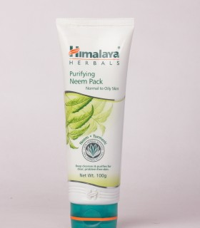 Himalaya Purifying Neem Face Pack (100gm)