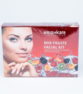 Krishkare Mix Fruits Facial Kit