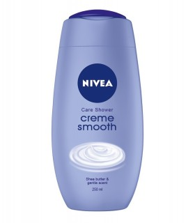 NIVEA Creme Smooth Shower
