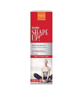 VLCC Shape Up Anti Cellulite Oil 100ml