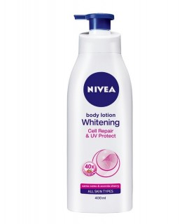 NIVEA Body Lotion Extra Whitening Cell Repair All Skin Types 200ml