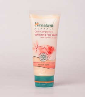 Himalaya Clear Complexion Whitening Face Wash 50ml