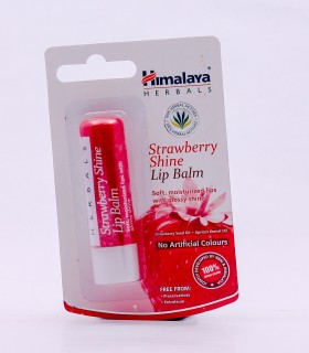 Himalaya Strawberry Shine Lip Balm