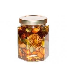 Mix Dryfruit Dipped In Honey