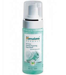 Himalaya Oil Clear Lemon Foaming Face Wash 150ml