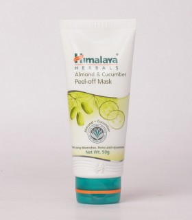Himalaya Almond & Cucumber Peel Off Mask 50gm