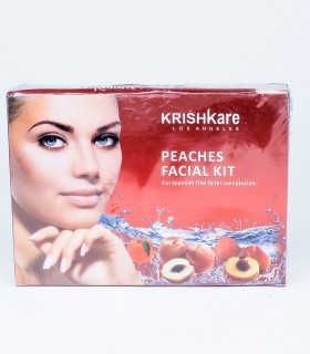 Krishkare Peaches Facial Kit