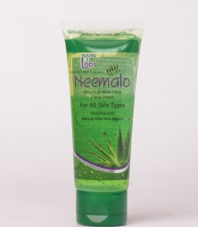 Neemalo Neem & Aloevera Face Wash 60ml