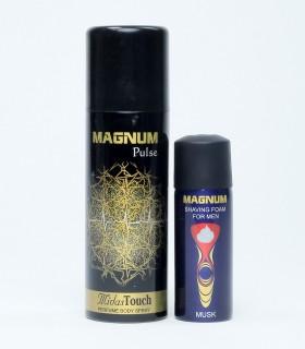 Magnum Pulse Deodorant Midas Touch