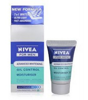 NIVEA Men Oil Control Moisturiser UV 20g
