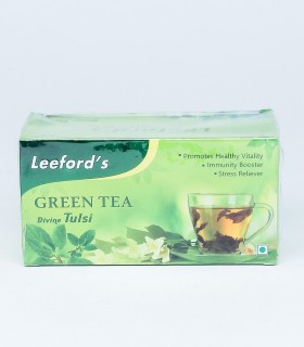 Leeford Green Tea Divine Tulsi 25pcs