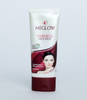 Meglow Fairness Face Pack (70 gm)