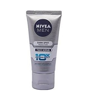 NIVEA Men Dark Spot Face Scrub 50gm