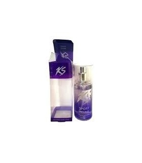 KS Sports White Musk Deo 140ml