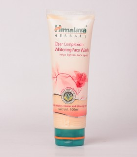 Himalaya Clear Complexion Whitening Face Wash 100 ml