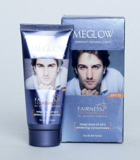 Meglow Premium Fairness Men 15 gm