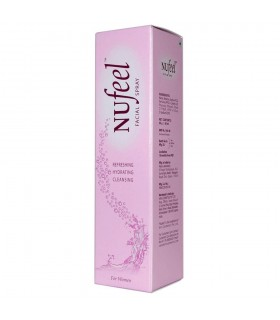 Nufeel Refreshing Hydrating Cleansing Facial Spray Women 60 ML