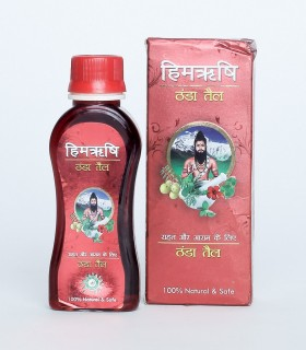 Himrishi Icey Cool Oil (100 ML)
