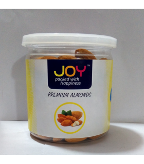 Premium Joy Almond Tin
