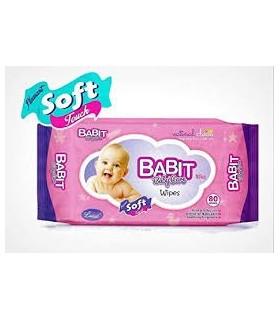 BABIT Babycare Wipes (80 Wipes)