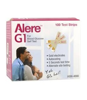 ALERE G1 100 TEST STRIP