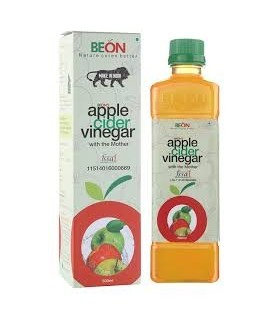 BEON APPLE CIDER VINEGAR 500ML