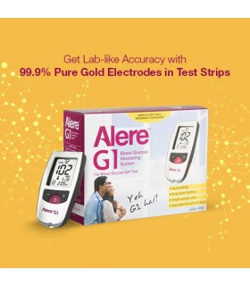 Alere g1 blood glucose monitor