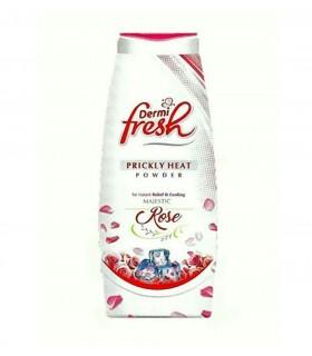 Dermi fresh powder rose