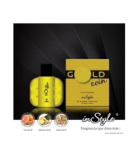 INSTYLE GOLD COIN PERFUME