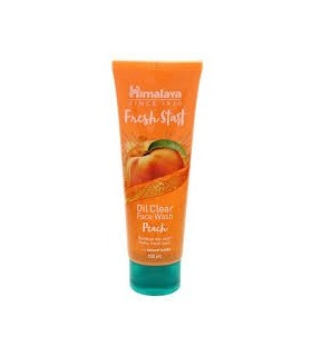 HIMALAYA FRESH START PEACH FACE WASH