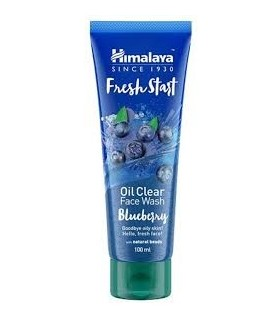 HIMALAYA FRESH START BLUEBERRY FACE WASH