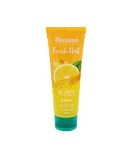 HIMALAYA FRESH START LEMON FACE WASH