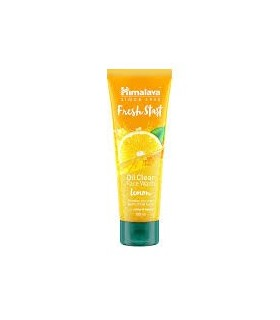 HIMALAYA FRESH START LEMON FACE WASH 50ML