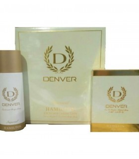 Denver  gift pack deo& perfume imperial