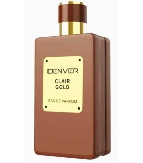 Denver Clair gold perfume