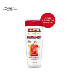 LOREAL PARIS TOTAL REPAIR SHAMPOO