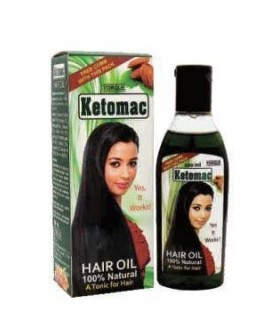 Ketomac hair oil