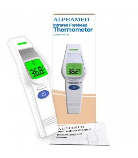 Alphamed infrared thermometer